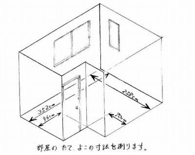 天井の場合 クロス張替え 各務原市 岐阜市  リフォーム